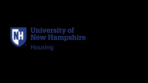 Thumbnail for entry UNH Housing