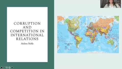 Thumbnail for entry Competition and Corruption in International Relations