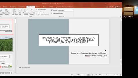 Thumbnail for entry ANFS Seminar: Analena Bruce, 3 Feb 2020