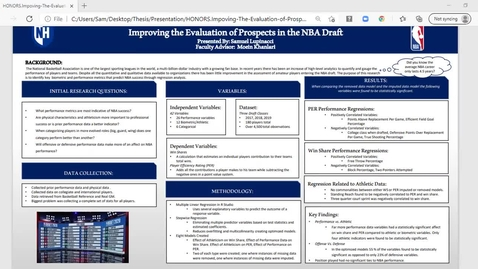Thumbnail for entry HONORS.Improving-the-Evaluation-of-Prospects-in-the-NBA-Draft