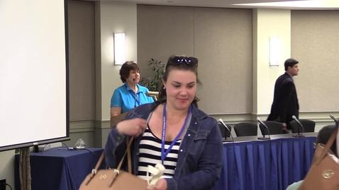Thumbnail for entry ATI Keynote Speaker Alexis Clifton