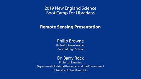 Thumbnail for entry Remote Sensing Presentation: Rock & Browne