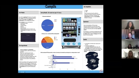 Thumbnail for entry It's in the BAG-arella (Team 26): CampUs