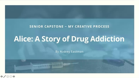 Thumbnail for entry Alice: A Story of Drug Addiction