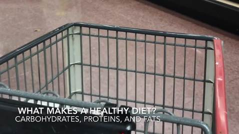 Thumbnail for entry What Makes A Healthy Diet