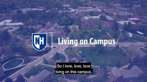 Thumbnail for entry Living on Campus