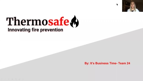Thumbnail for entry It's Business Time (Team 24): Thermosafe