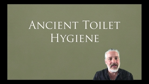 Thumbnail for entry Ancient Toilet Hygiene