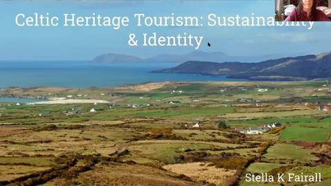 Thumbnail for entry Celtic Heritage Tourism: Sustainability & Identity