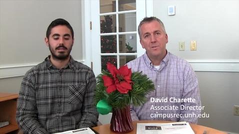 Thumbnail for entry Campus Recreation Center_David Charette & Michael Pisani