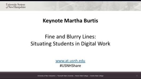Thumbnail for entry Martha Burtis - ATI 2019