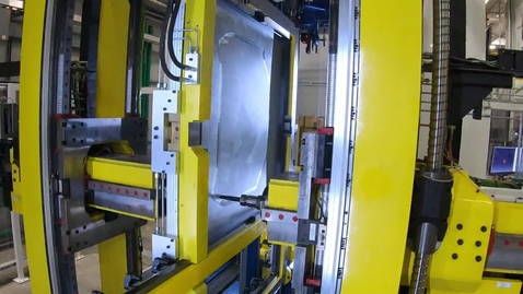 Thumbnail for entry Timelapse Video of NH BioMade Double Sided Incremental Forming Machine (DSIF)