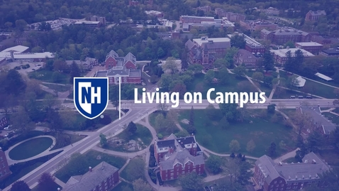 Thumbnail for entry Housing - LIVE on campus