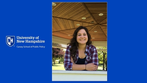 Thumbnail for entry Meet Master in Public Policy Student Faith Thompson
