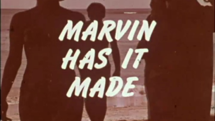 Marvin Has It Made