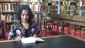 Thumbnail for entry Anindita Banerjee reading We Modern People