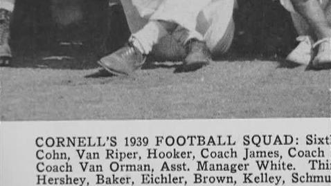 Thumbnail for entry Cornell vs. Syracuse Football 1939