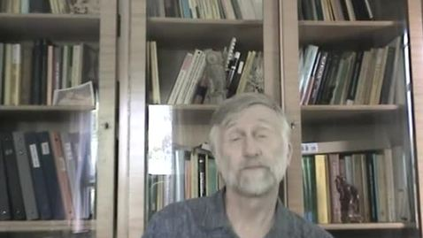 Thumbnail for entry David Aldous Interview July 21, 2012