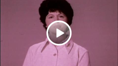Thumbnail for entry ILGWU spokeswoman