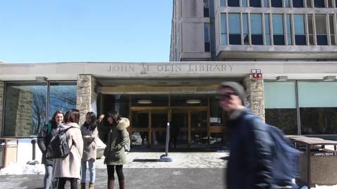 Welcome to Cornell University Library (Chinese)