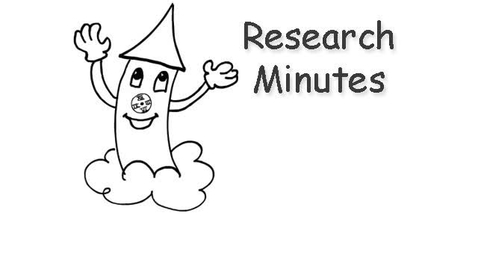 Thumbnail for entry Research Minutes: How to Identify Scholarly Journal Articles