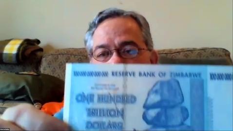 Thumbnail for entry Johnson COVID-19: Financial Markets, Prof. Warren Bailey
