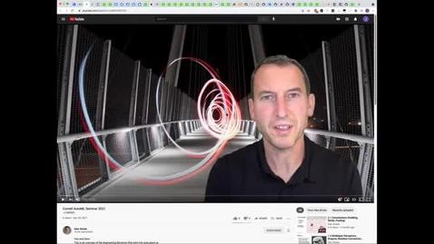 Thumbnail for entry 4.30.21 Alex Smola and Jonas Mueller, Amazon Web Services