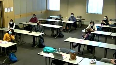 Thumbnail for entry Humphrey Fellows Seminars