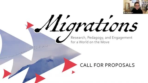 Thumbnail for entry Info Session: Migrations Grants