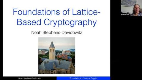 Thumbnail for entry CAM Colloquium - Noah Stephens-Davidowitz (10/9/20)