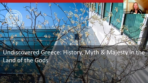 Thumbnail for entry CAU Study Tour to Greece