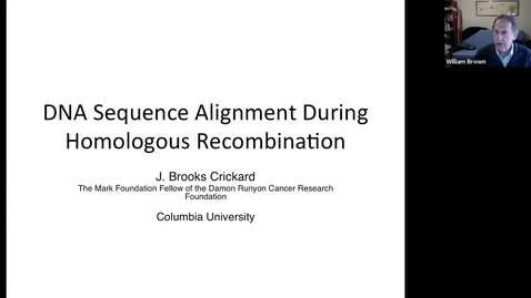 Thumbnail for entry Brooks Crickard Seminar