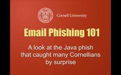 Spot Fraudulent Emails (Phishing) | IT@Cornell