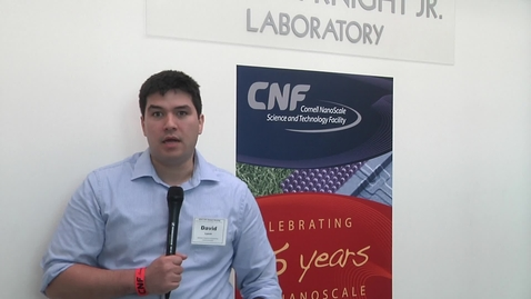 Thumbnail for entry David Lynch - NanoNuggets NanoDays 2016