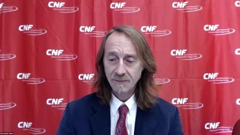 Thumbnail for entry 2021 CNF Virtual Annual Meeting, Video  3; Vishakha Gupta, CNF User