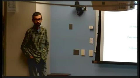 Thumbnail for entry CAM Colloquium - August 31, 2012: Huseyin Topaloglu