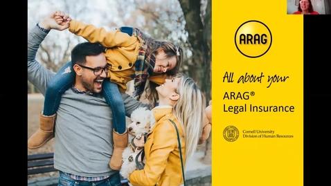Thumbnail for entry Arag Legal Insurance - Benefair 2020