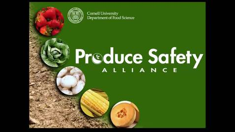 Thumbnail for entry August 29, 2017 Produce Safety Educator's Call