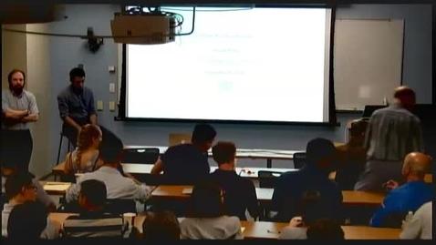 Thumbnail for entry ORIE Colloquium, 2013-09-10 - Eilyan Bitar (Cornell University): Selling Random Energy