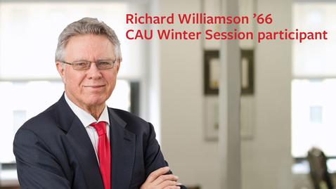Thumbnail for entry Richard Williamson