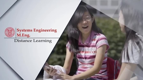 Thumbnail for entry Distance Learning Students Experience