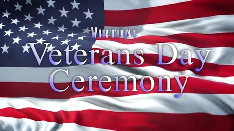 Thumbnail for entry VeteransDayVideo2020.mp4