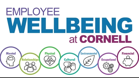 Thumbnail for entry Wellbeing@Work: Improve Diet
