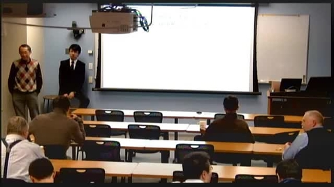 Thumbnail for entry ORIE Colloquium, 2013-12-06 - Kuang Xu (MIT): On the Power of (even a little) Resource Pooling and Flexibility