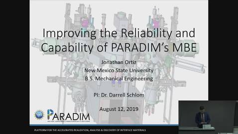 Thumbnail for entry 2019_NNCI_REU_Presentations_-Jonathan_Ortiz