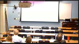 Thumbnail for entry Ezra's Round Table/Systems Engineering Seminar: Antonio Bento