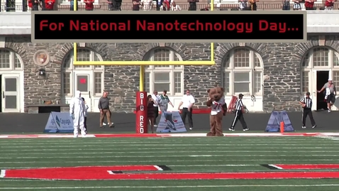 Thumbnail for entry National Nanotechnology Day Race