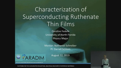 Thumbnail for entry 2019_NNCI_REU_Presentations_-_Carolyn Fenele