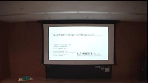 Thumbnail for entry Biophysics Guillaume Lambert