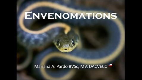 Thumbnail for entry Envenomations: ACVECC Exam Webinar August 22, 2019